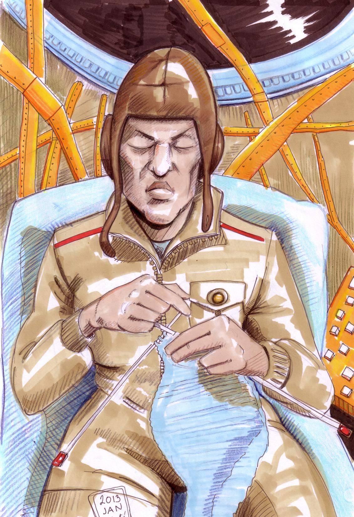 Spaceknitter